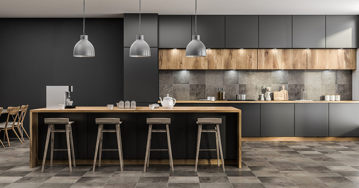 2020 Kitchen Trends You'll Be Seeing in the Coming Year ... on Kitchen Modern Design 2020  id=22806