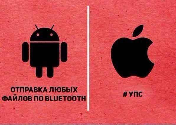 Битва титанов! Android или Apple?