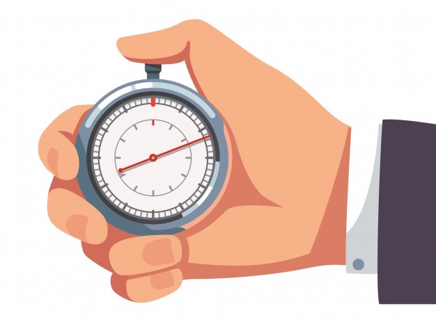 Timer Graphic- Top 10 Marketing KPIs