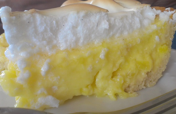 Secrets of the Samoan-style pineapple custard pie