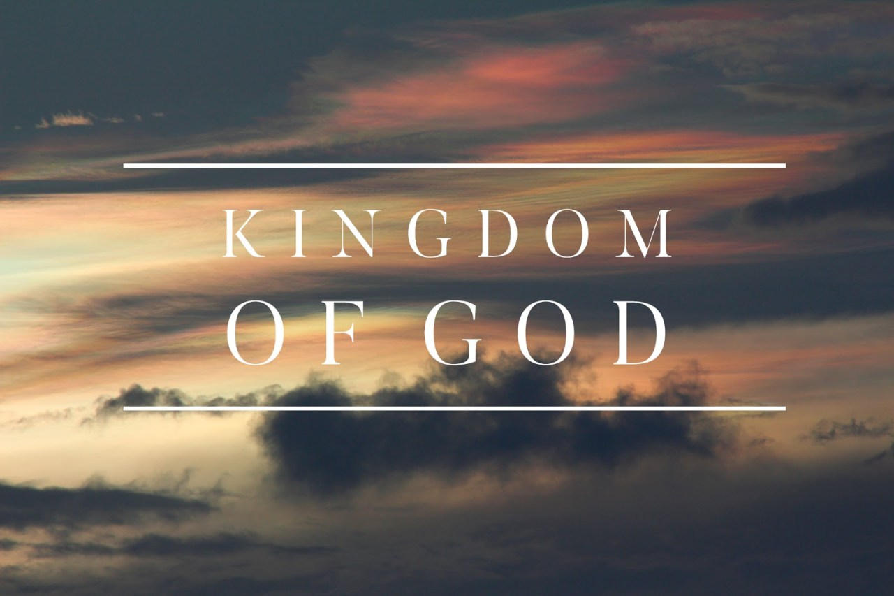 """Mark 1:15 and saying, """"The time is fulfilled, and the kingdom of God is at hand; repent and believe in the gospel."""""""