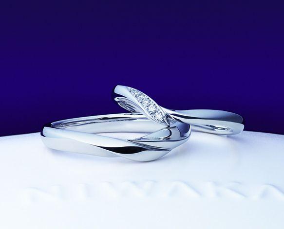 おすすめV字結婚指輪