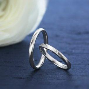 WRA033 WRB048 ロイヤルアッシャー結婚指輪