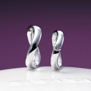 ウェーブの結婚指輪(マリッジリング)とは