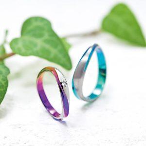 SORA ソラ 結婚指輪 ガンガ