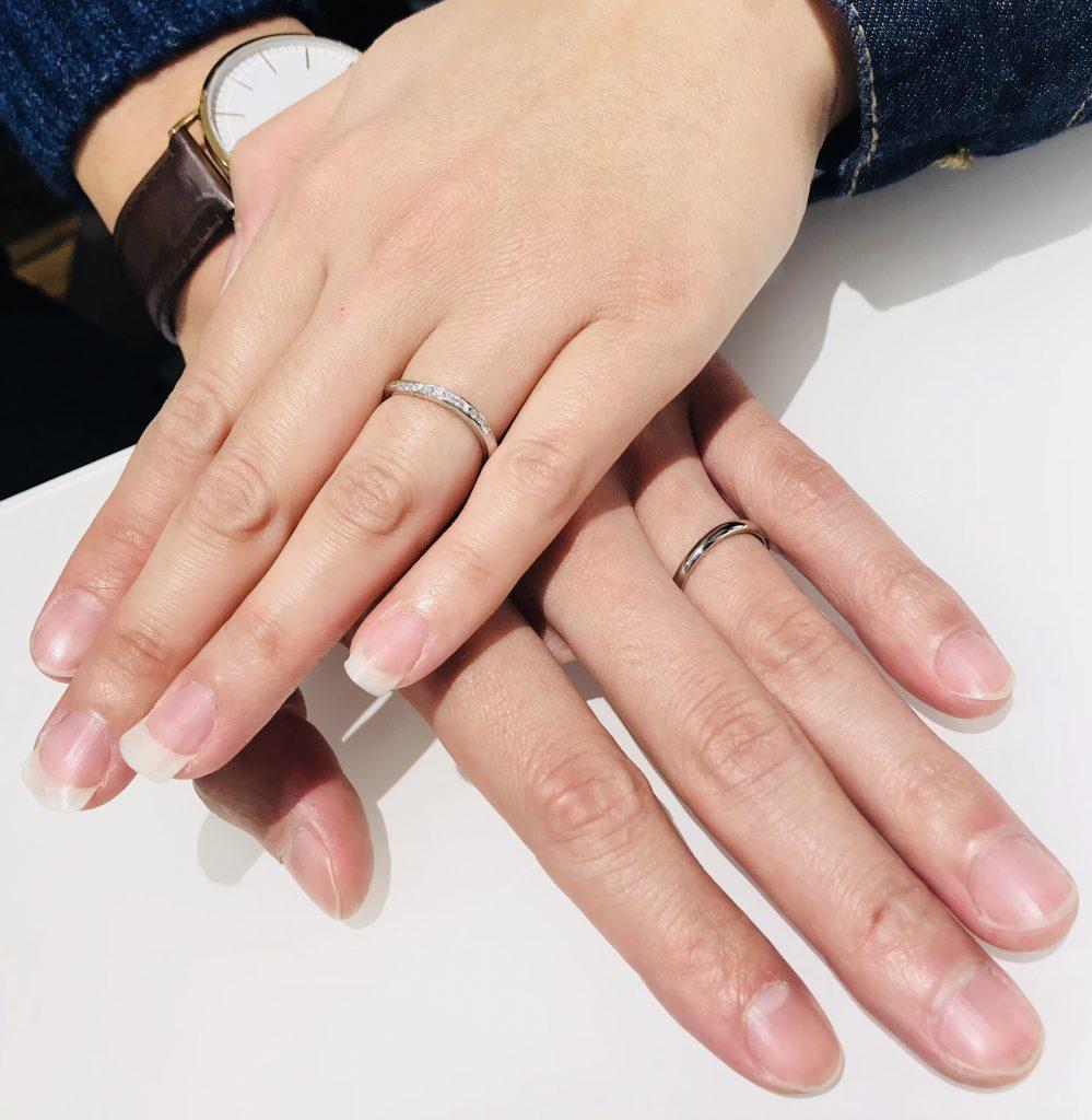 ルシエ 結婚指輪 セレナーデ