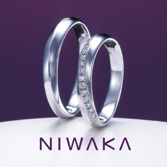 俄(にわか)結婚指輪(マリッジリング)綺羅(きら)の画像
