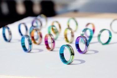 SORA(ソラ)の結婚指輪|世界に一つの指輪の選び方