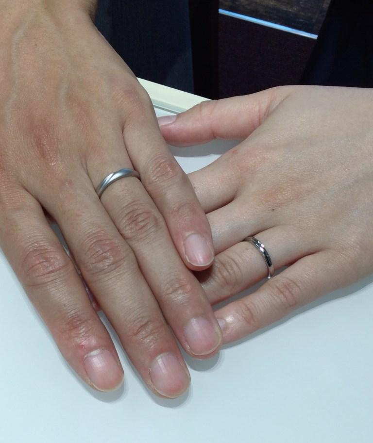 ホープ 結婚指輪