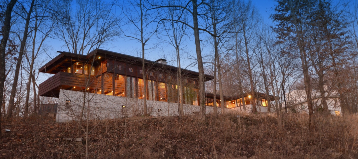 Frank Lloyd Wright S Boulter House For Sale Update Sold Frank Lloyd Wright Foundation