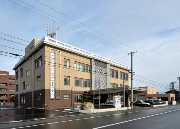 羽咋警察署庁舎建設