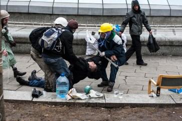 Massacre in Kiev 20.02.2014