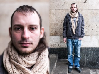 36) Denis, 27, programmer, Kiev, no children
