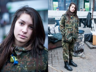 52) Victoria, 18, student, Kiev, no children