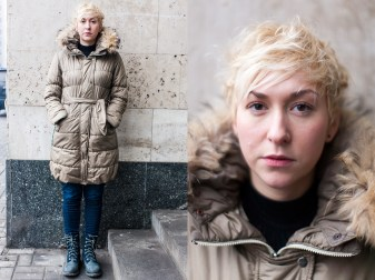 8) Oksana, 30, a lawyer, Kiev, no children