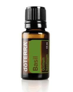 Basil Essential Oil - DoTerra