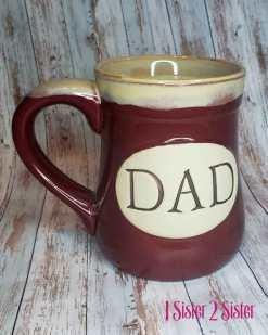 Dad someone to look up to mug.