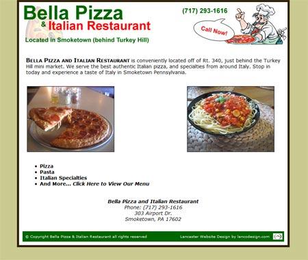pizzeria-website-design