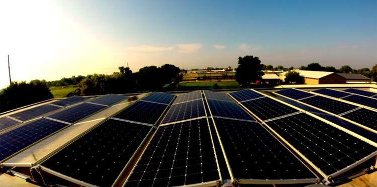 1 Source Solar Video Blog: 2016 Rasmussen Group Install