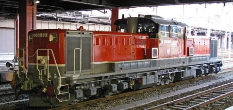 【JR貨】DD51-1801大宮車両所出場
