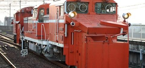 【JR海】東海道本線でDE15試運転