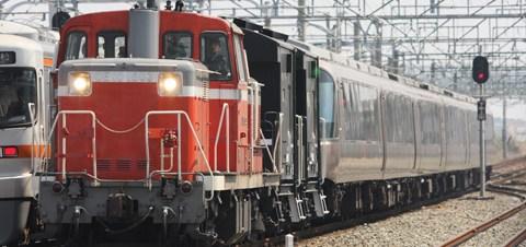 【小田急】30000形30251F日車へ