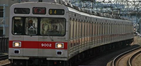 【東急】9000系9002F長津田工場へ