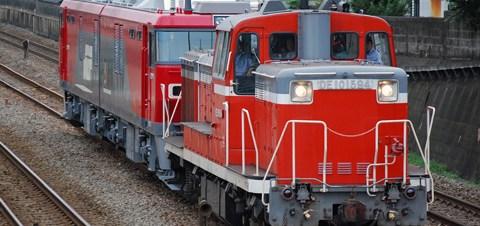 【JR貨】EH500-61甲種輸送