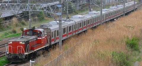【東急】5000系5119F9両甲種輸送
