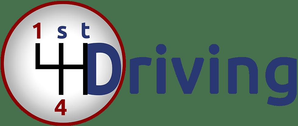 1st 4 Driving logo