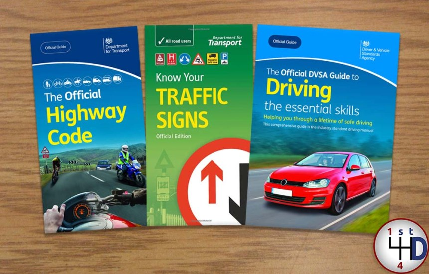 theory test revision books