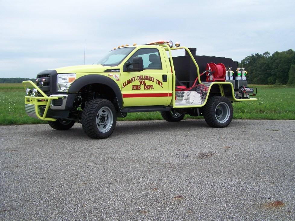 #89 Albany Fire Dept.