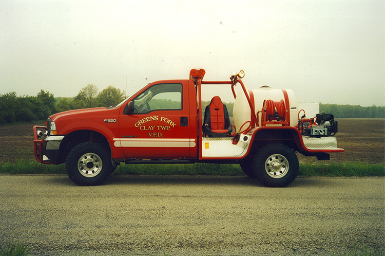 #10 Clay Twp. Fire Dept.