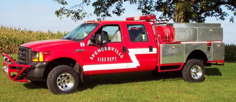 driver side- Spencerville