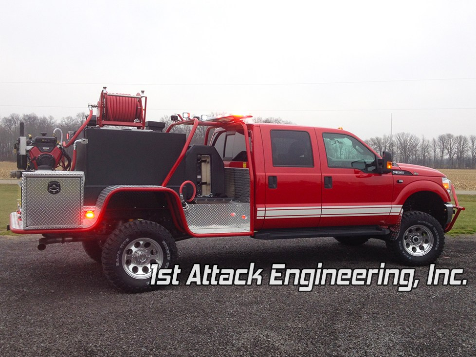 passenger profile view- Huron River Joint Fire Department