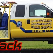 Feature photo for Footville Fire Department's Fast Attack