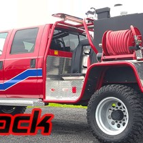 Main photo for Lafayette Volunteer Fire Department's Fast Attack truck