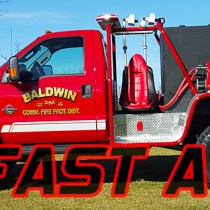 Feature photo Baldwin Community Fire Department
