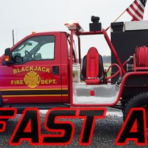 Feature image for Blackjack Fire Depart.