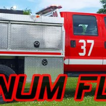 Main photo of Big Walnut Fire Department's aluminum flatbed