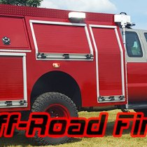 Feature image of Jefferson Fire Department's fire truck