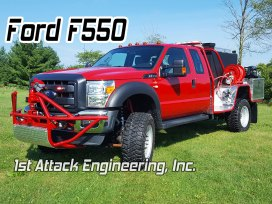 Super Single dually replacement rims by 1st Attack on F550