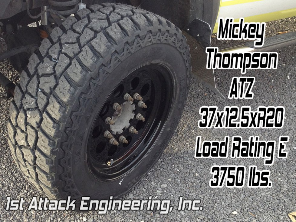 super single wheel custom  road factory dually replacement rim st attack engineering