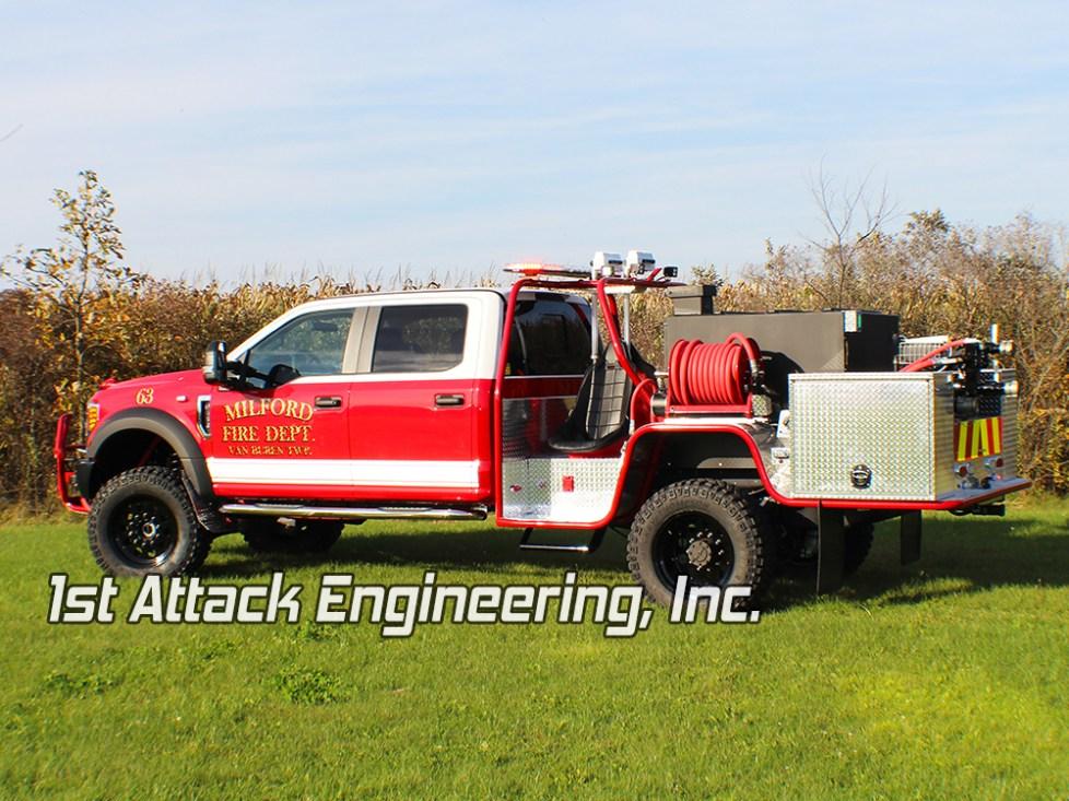 #158 Milford Fire Dept.