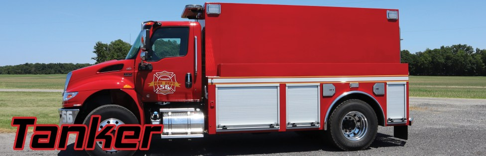 Johnson Township Vol Fire Department Tanker