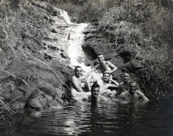 """""""Skinny dipping at Maui."""""""