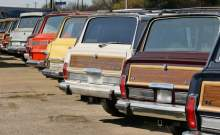 Grand Wagoneer Windshields with Gaskets for