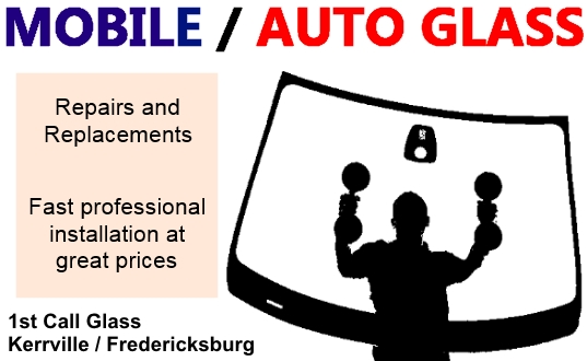 windshield replacement and repair