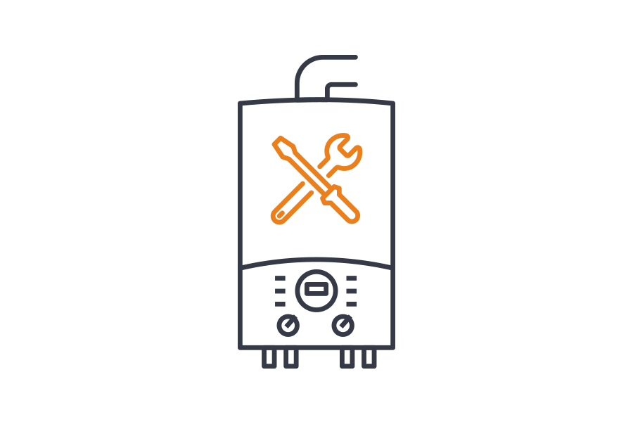 1st call heating & drainage - Boiler and system repair icon
