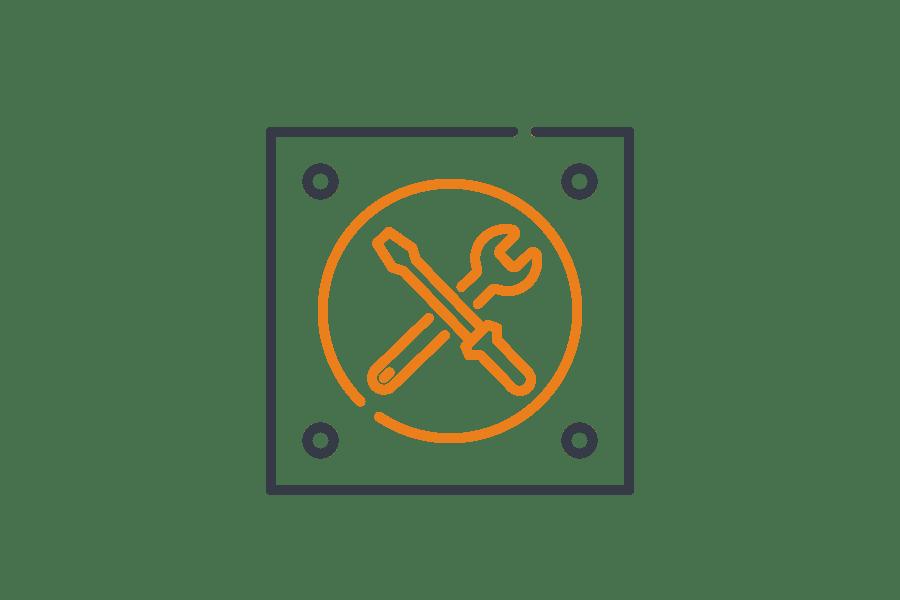 1st call heating & drainage - Drain repair icon